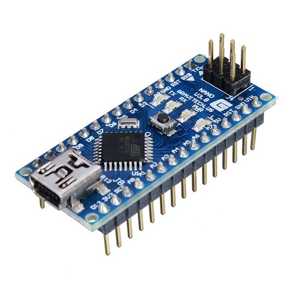 Nano microcontroller board with usb cable from universbuy