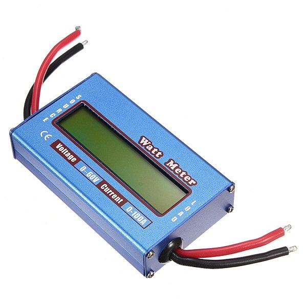 Digital Power Display : Digital lcd voltage power display from universbuy on tindie