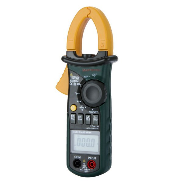 Multifunction Meter Front View : Professional multifunction digital clamp multimeter from