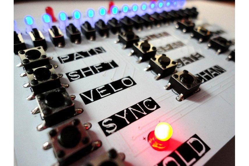 ARPIE - MIDI Arpeggiator [CONSTRUCTED & TESTED]