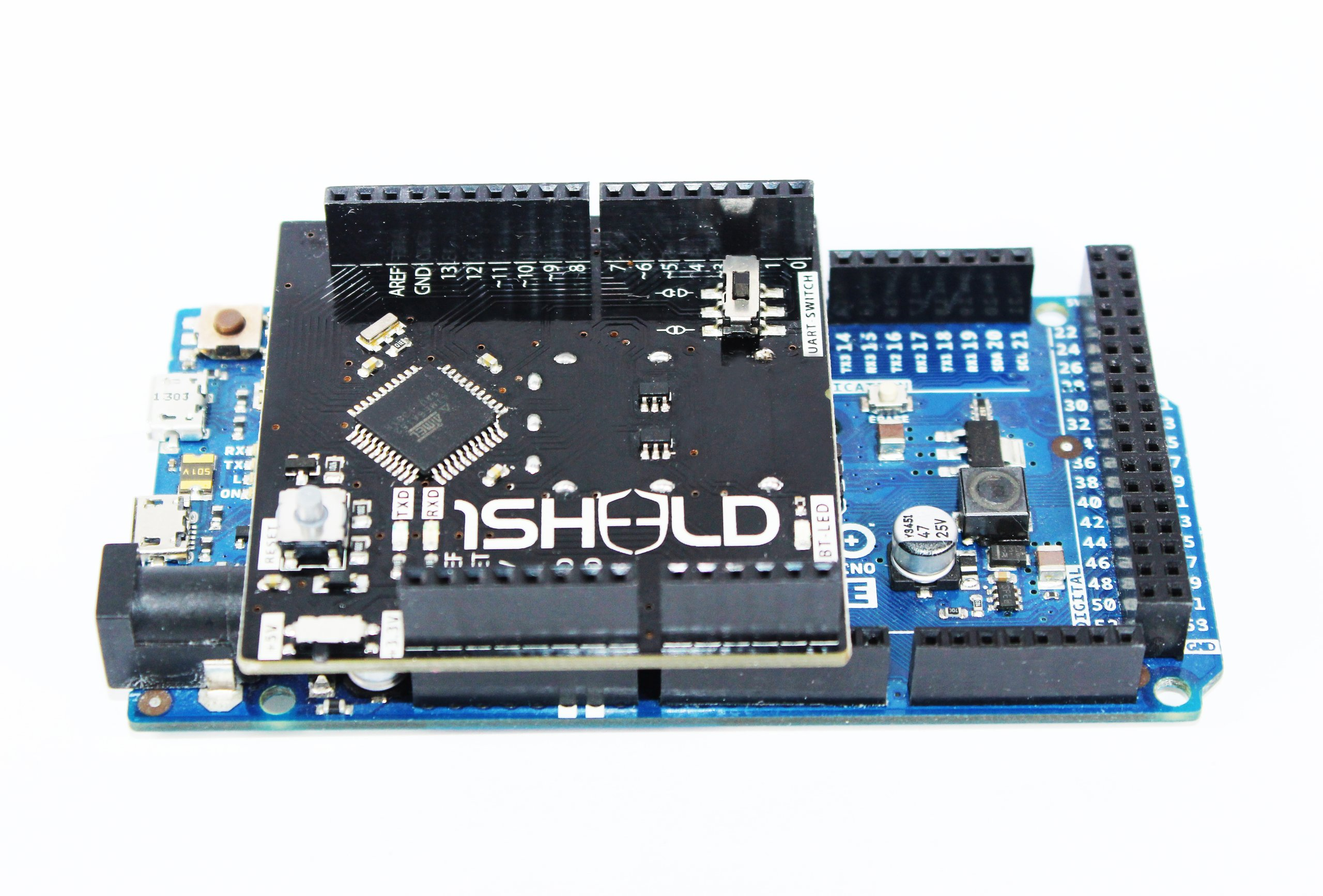 Sheeld for android arduino smartphone shield from