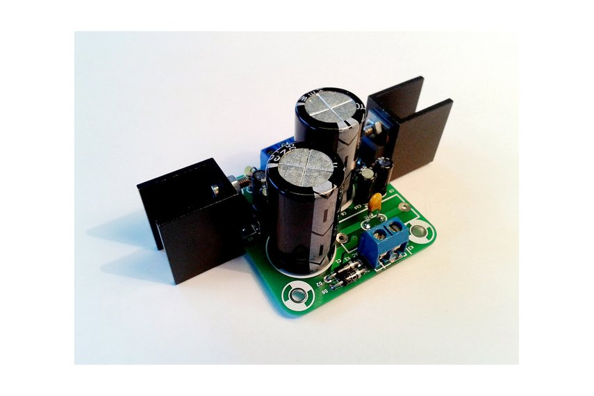 Mini Dual Power Supply