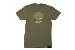 Think Tech  - Mens Graphic T-shirt for Techies