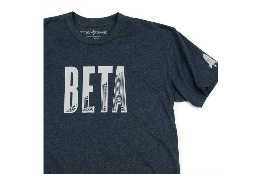IN BETA - Mens Fashion Fitted Graphic T-Shirt