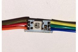 WS2812B pixel boards (PCB - 18pcs)