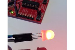 APA-106 RGB LED with controller IC