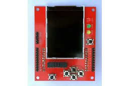 """2.2"""" Color LCD Educational BoosterPack"""