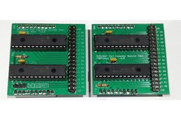 32 IO Expander Booster Pack PCB (MCP23S18)