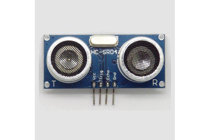 2 x HC-SR04 Ultrasonic Sensors with Cables
