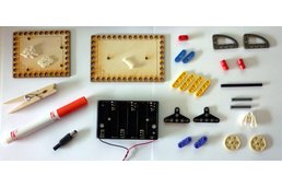 Bricktronics Drawbot Parts Pack