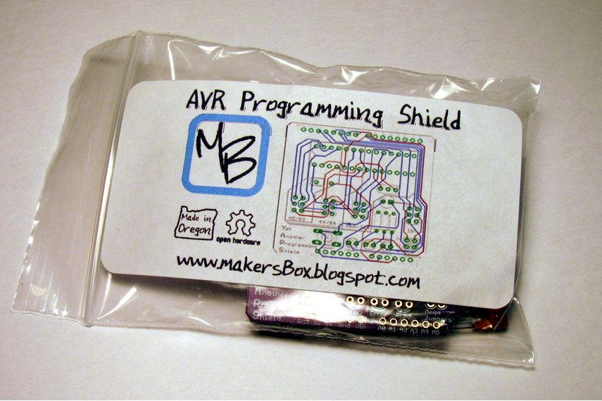 Yet Another Programming Shield