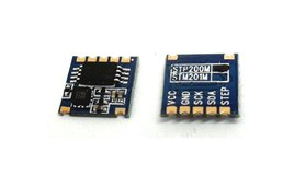 IIC Interface Embedded 3D Pedometer Module STP201M for Wrist pedometer products