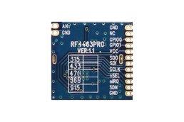 RF4463Rro  +20 dBm Wireless transceiver module
