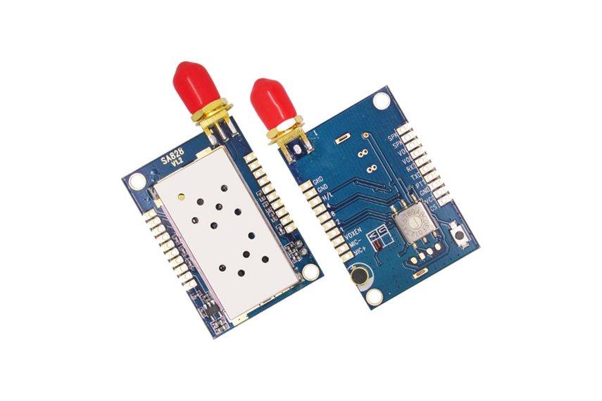 All-in-One walkie talkie module kit