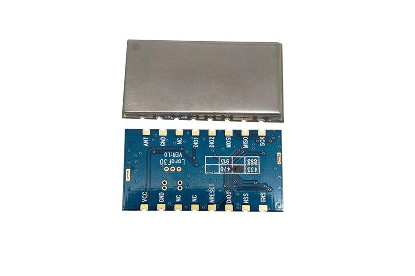Lora1276F30 500mW 6-8km  868MHz /915MHz  RF module