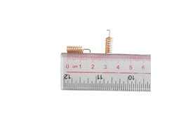 10pcs/pack  SW868-TH13 Copper spring antenna
