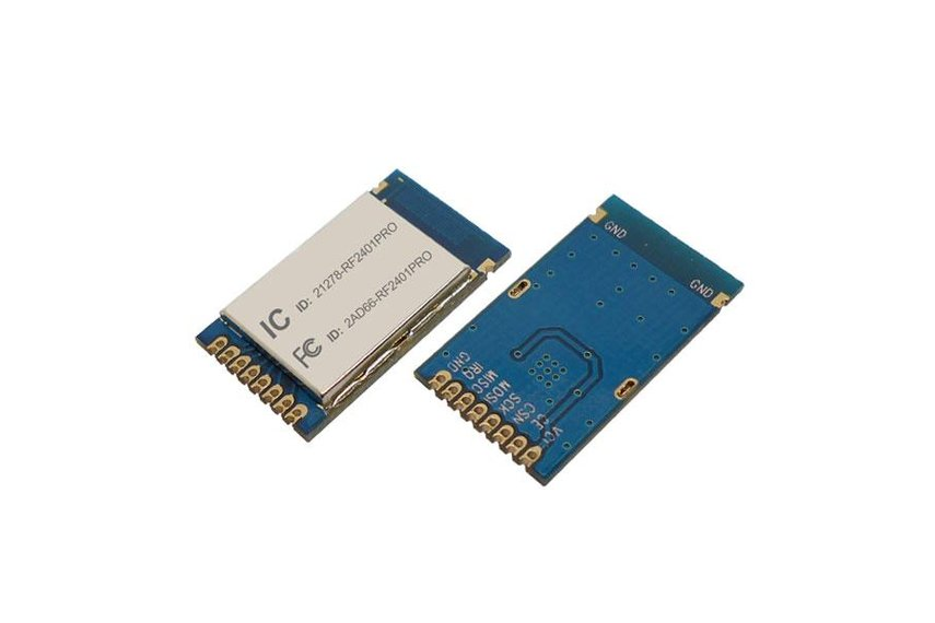 RF2401Pro 2.4G Wireless transciever module module