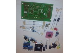 Wind Turbine / Solar 555 Based Charge Controller K