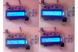 Smart Load Diversion Battery Charger Controller