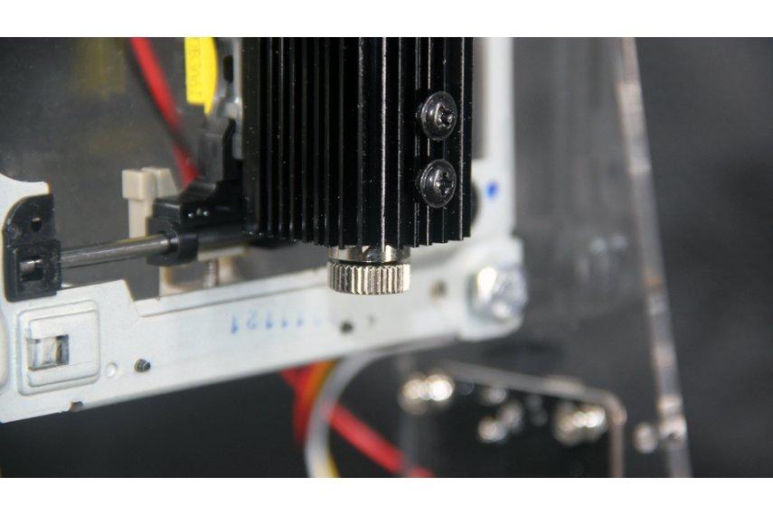 PiBot Desktop Mini Laser Engraver Rev3.0