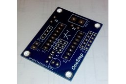 One Stepper Driver  PCB board