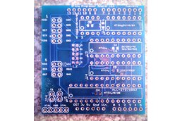 Avr Programmer Shield with FREE bumper