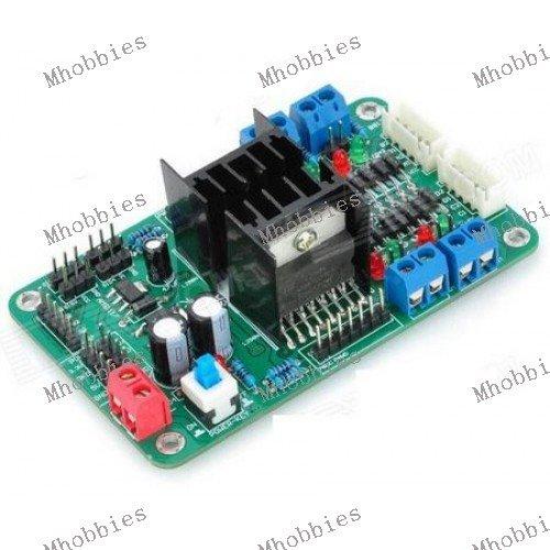 4ch dc motor driver control 4ch servo motor controller 2ch for Dc servo motor controller