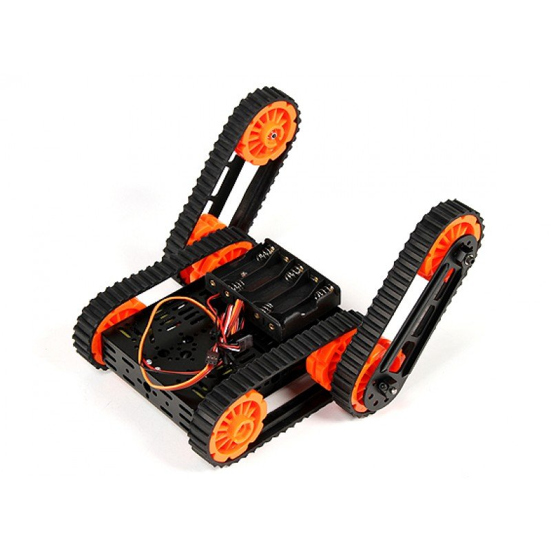 Dg rp rescue platform multi chassis tank kit from
