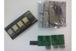 ESP8266 wireless 12V (5-16V) LED Dimmer (DIY Kit)