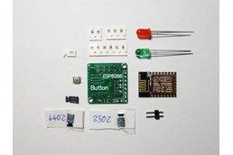 ESP8266 Wireless Dash Button (DIY Kit)