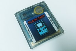 Flash Cartridge for GameBoy