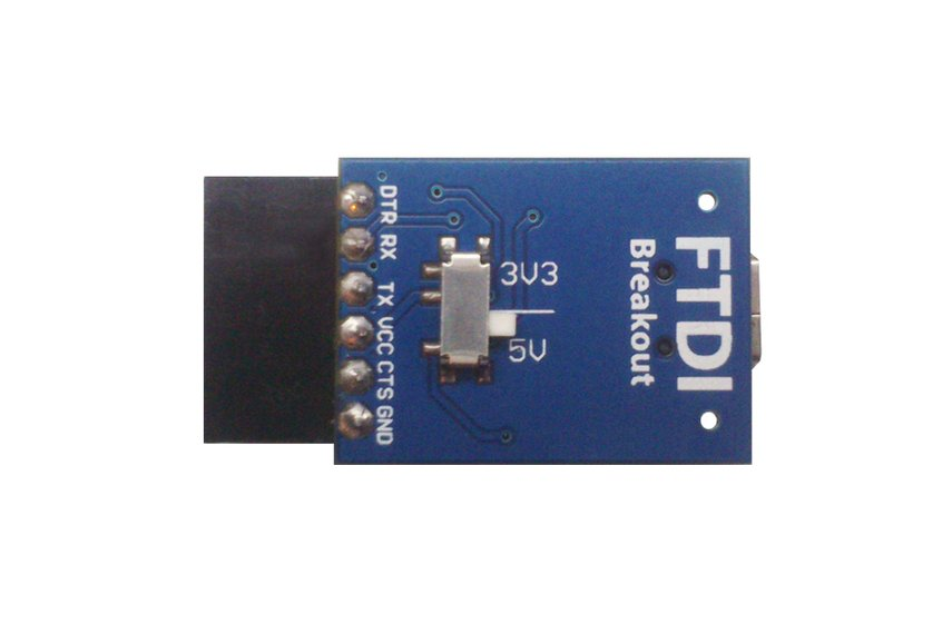 FTDI Breakout USB to UART/Serial (Genuine FT232RL)
