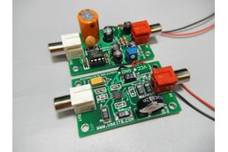 LM 386 Audio Amp Thru-Hole & SMT Kits (#1705)