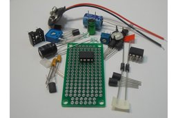 LM317LZ  Adjustable Voltage Reg Kit (#1375)