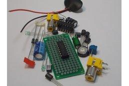 LF347 Quad JFET Op Amp (#1270)