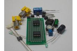 LF351 & LM555 IC Kit (#1280)