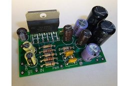 10-Watt x2 Audio Amplifier Kit (#2089)
