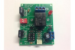 Timer with Adjustable ON & OFF Times, 6v Relay (#5484)