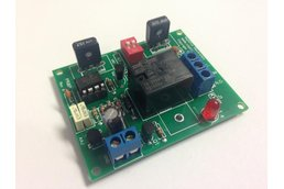 Timer with Adjustable ON & OFF Times, 9v (#5490)