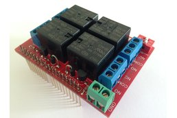 Arduino Relay Shield Kit, 12v