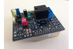 Arduino Sensor Shield Kit - Temperature Sensors Relay