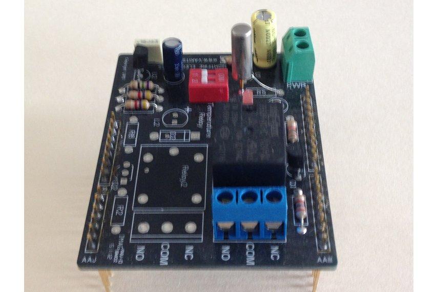 Arduino Sensor Shield Kit Tilt Switch From Nfceramics On