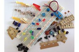 Solderless Breadboard & Analog ICs Kit #1 (#1195)
