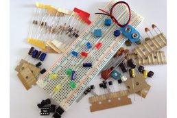 Solderless Breadboard & Analog ICs Kit #2 (#1200)