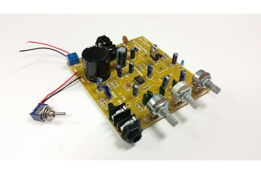 14-Watt Guitar Amplifier Kit (#5887)