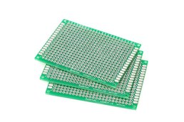 Double-sided prototyping board - 50x70mm