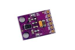 Infrared gesture sensor module