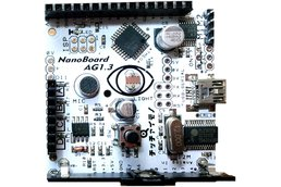 NanoBoard   Scratch sensor board with motor driver