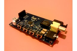 PCM2706 USB DAC with S/PDIF and I2S interface