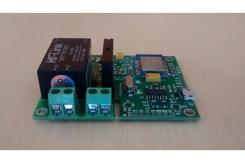 Wifi Esp8266 Solid State Relay SSR Board for IOT